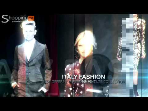 Shopping ITALY TV : Shopping Italy television your TV Italy Channel to buy made in ITALY Shopping