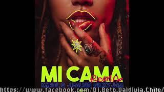 Karol G Ft. J Balvin Y Nicky Jam - Mi Cama (Remix) Dj Beto Extended