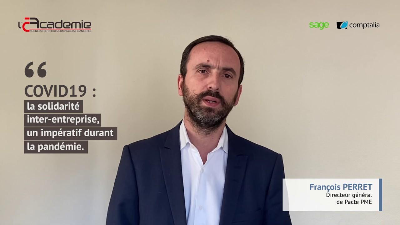 Les Entretiens de l'Académie :  François Perret