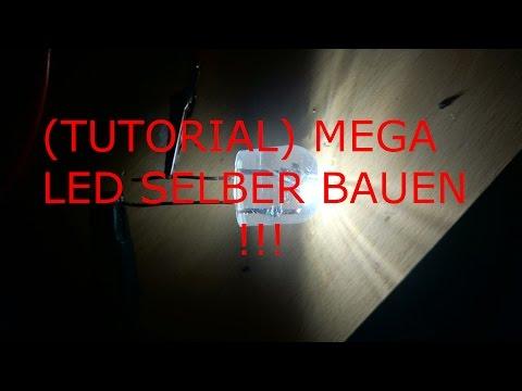 (TUTORIAL) mega LED selber bauen