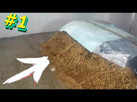 Вопрос: Как сделать компост для выращивания шампиньонов в домашних условиях?