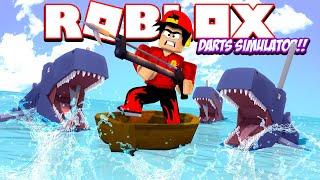 ROBLOX - ROPO EST UN DIEU AIM! SIMULATEUR DARTS!