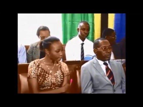The 2014-15 Tanzania Service Provision Assessment Survey Launching Program