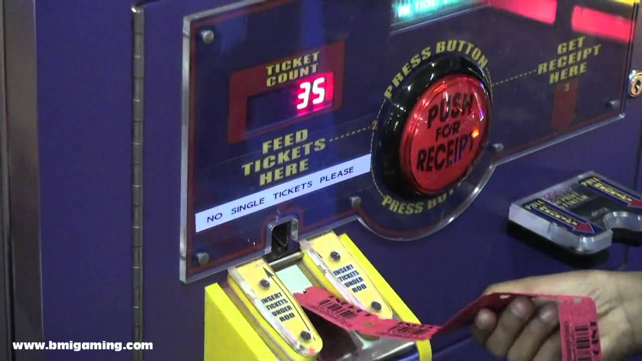 Ticket Station Automated Ticket Counter Amp Ticket Eater