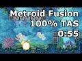 [TAS] GBA Metroid Fusion