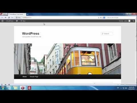 How to Update WordPress Manually - 동영상