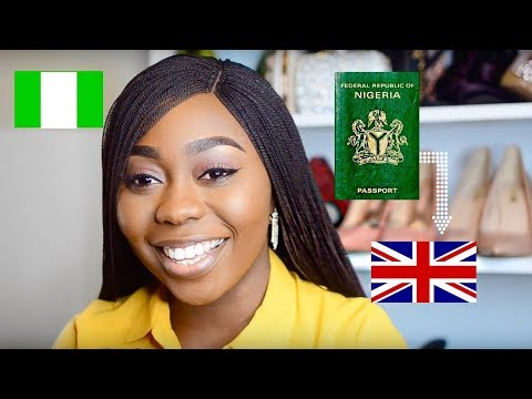 SETTLEMENT IN THE UK: SPOUSAL VISA IMMIGRATION PROCESS FROM NIGERIA 2018 | VERY DETAILED