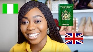 SETTLEMENT IN THE UK: SPOUSAL VISA IMMIGRATION PROCESS FROM NIGERIA 2018   VERY DETAILED