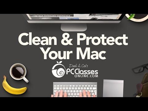 Clean & Protect Your MAC - LIVE!