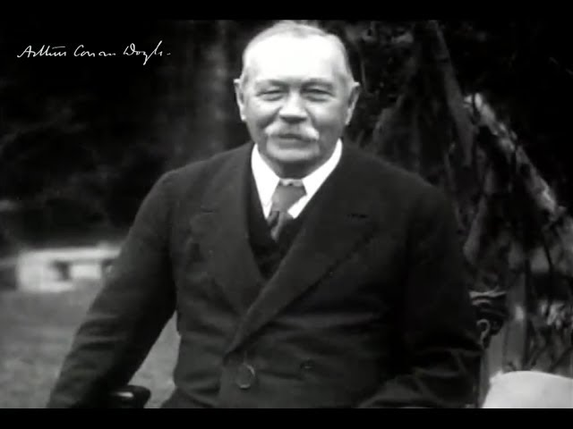 Nascimento de Arthur Conan Doyle: um grande propagador do Espiritismo