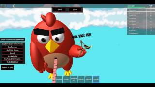 ROBLOX | Angry Birds Obby | parkour imposible | 60 Stage