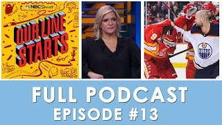 Kassian, Tkachuk altercation & Backstrom's new deal in D.C. | Our Line Starts Ep. 13 | NBC Sports