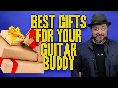 Best Gifts for Your Guitar Buddy