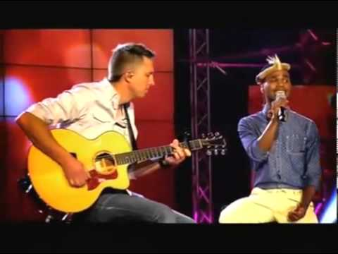 Sonke Mazibuko -  All out of love (cover of Air Supply's version) , South African idols season 9