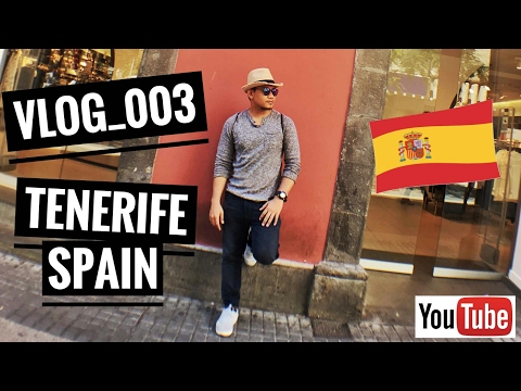 What to do in Tenerife, Spain? | Travel vacation vlog_003