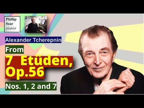 Alexander Tcherepnin: 7