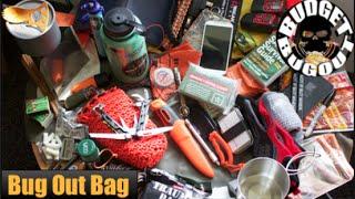 Homemade Bug Out Bag 2016 -- Comprehensive, Portable & Versatile Survival Kit | Budget Bugout
