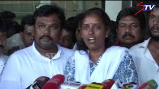 சேவை செய்பவர்களே மக்களுக்கு தேவை; கரூர் தேர்தல் முடிவில் நிரூபனம்! ஜோதிமணி | DMK | Congress|STV