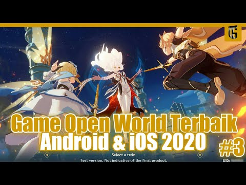 10 Game Open World Terbaik Untuk Android & IOS 2020! | Best Game Open World #3