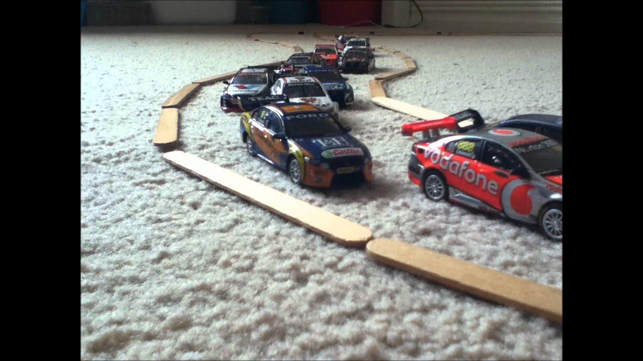 Stop Motion Race Supercar Showdown Youtube