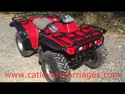 HONDA TRX300 4X4