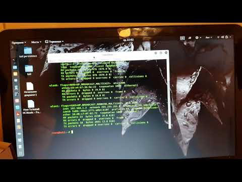 TP-LINK TL-WN7221N V1 Atheros AR9271 Wi-Fi USB Adapter For Kali Linux !!!