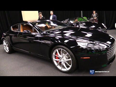 2016 Aston Martin Rapide S - Exterior and Interior Walkaround - 2016 Montreal Auto Show