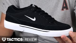 Nike SB Zoom GTS Skate Shoes Review