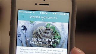 The App Battle for Food Delivery