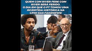 CPMI das fakenews: Hans River desmascara Rui Falcão