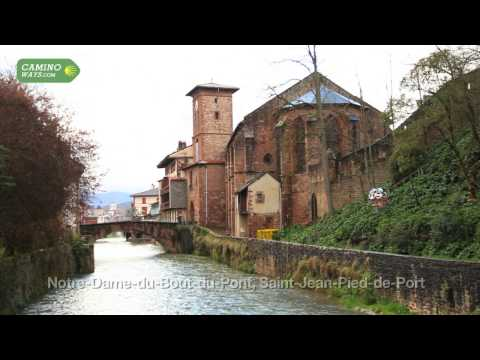 Le Puy Camino, La-Puy-en-Velay to Saint-Jean-Pied-de-Port - CaminoWays.com - Unravel Travel TV