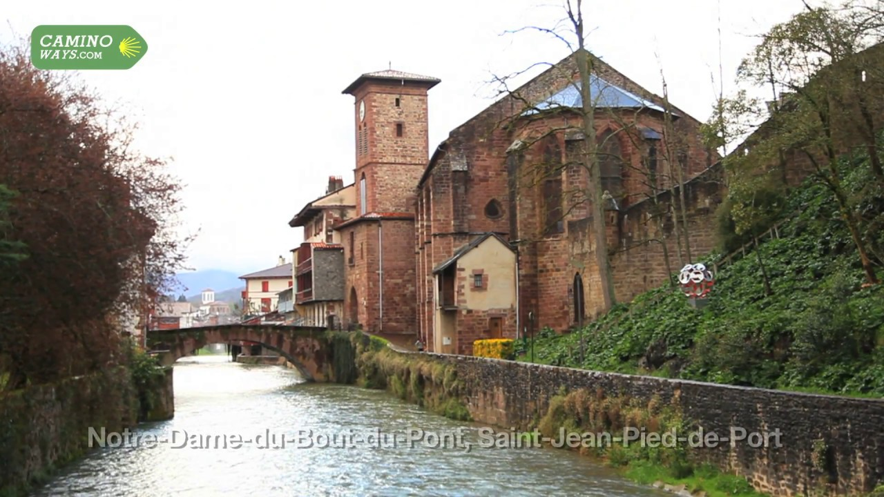 Le puy camino la puy en velay to saint jean pied de port - How to get to saint jean pied de port ...