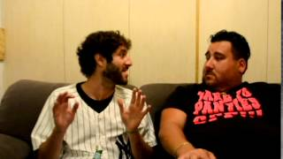 Interview with Lil Dicky  5/29/15