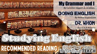 Studying English - Recommended Reading - Dr Whom, Grammar & Theory