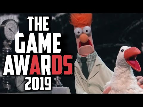 The Game Awards 2019 Was Awful And I Hated It