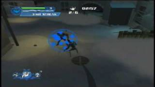 Nightwing vs Scarecrow part 1 - Batman rise of Sin Tzu
