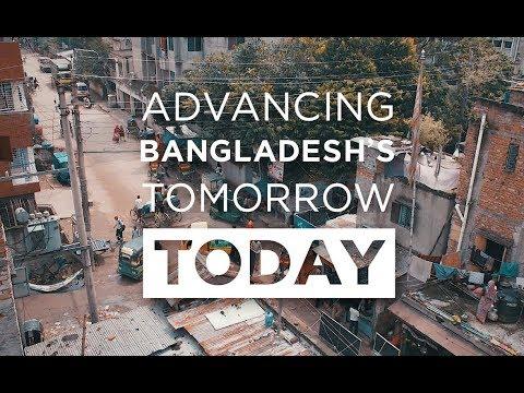 Advancing Bangladesh's Tomorrow, Today.