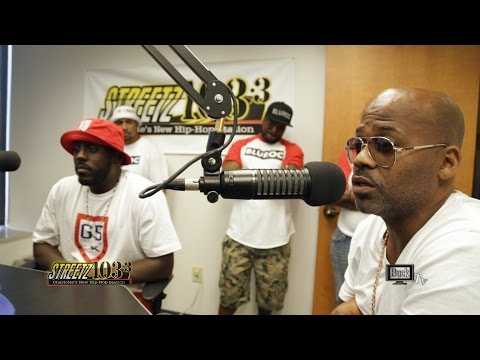 Dame Dash Talk Music Business, Warrants, Blu Roc Plus MORE on Buck TV