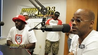 Dame Dash & Chewy Talk Music Business, Warrants, Blu Roc Plus MORE on Buck TV