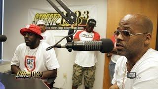 Dame Dash & Chewy Talk Music Business, Warrants, Blu Roc Plus MORE on Buck TV