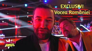 Smiley Omul (47) - Exclusiv! Primele imagini de la auditiile Vocea Romaniei...Doar o zi obisnuita