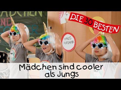 Mädchen sind cooler als Jungs - UNICORN KIDS  || Kinderlieder zum Tanzen für Einhorn-Fans