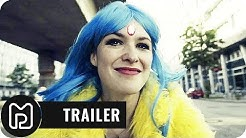 ELECTRIC GIRL Trailer Deutsch German (2019)