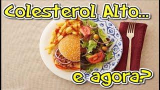COMO BAIXAR O COLESTEROL ALTO -- Dr. Marcelo Lima