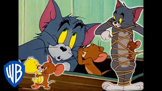 Tom & Jerry | Frenemies! | Classic Cartoon Compilation | WB Kids