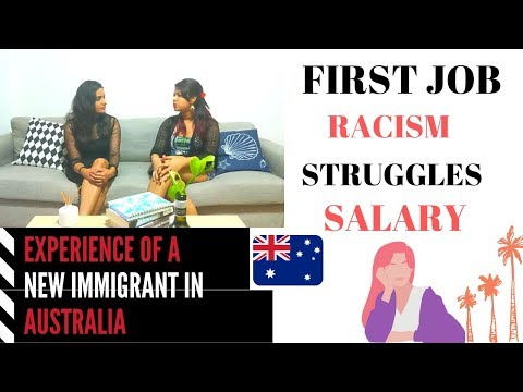 New Immigrant In Australia - Struggles, Truth & Job Hunting Experience