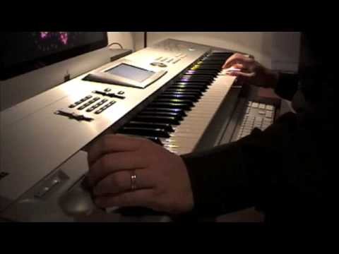 Solo Tower's Callin' (Europe-Out of This World) with Derek Sherinian Trinity