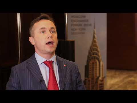 Maxim Lapin, CFO, Moscow Exchange