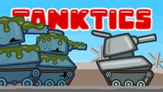 Зомби | Мультики про танки | Танкости #4