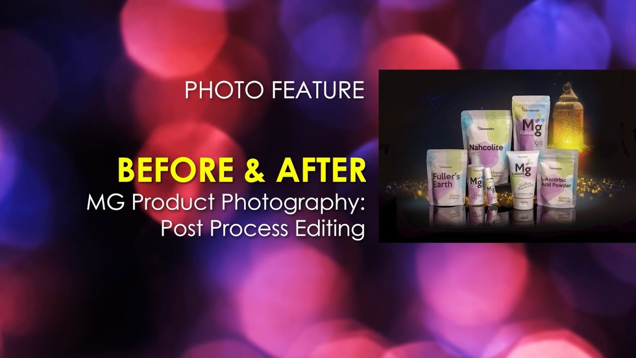 Transform Your Product Photo for Online Sales & Social Media Postings